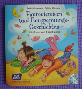 Cover Fantasiereisen und Entspannungsgeschichten