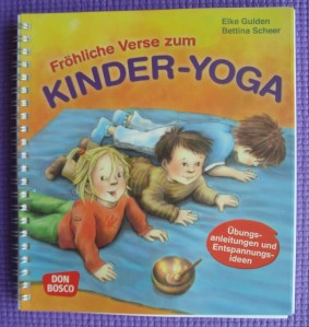 Cover Fröhliche Verse zum Kinder-Yoga