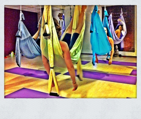 Air Yoga