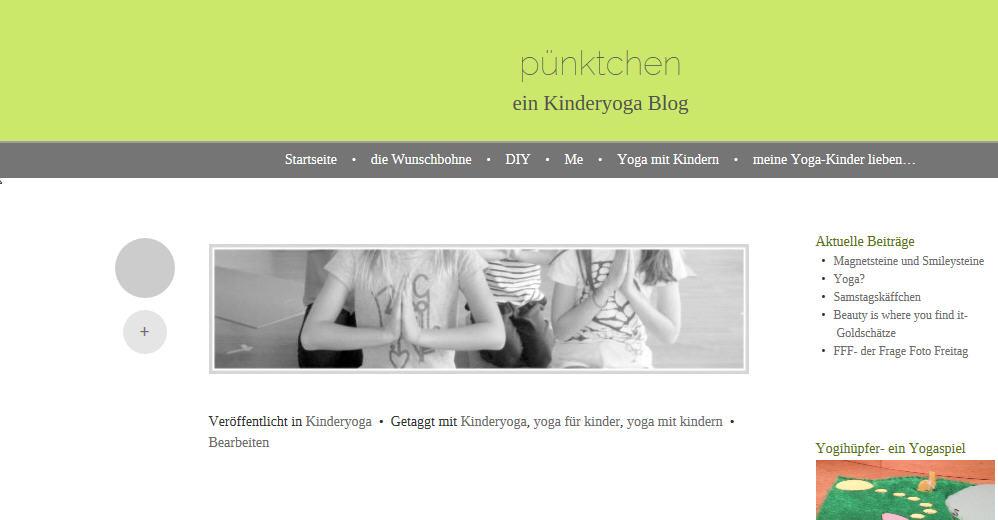 pünktchen kinderyogablog