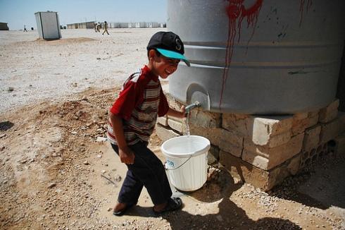 Photo: Karl Schembri/Oxfam, May 2013