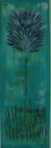 Blume von Künstlerin Irmgard Koch