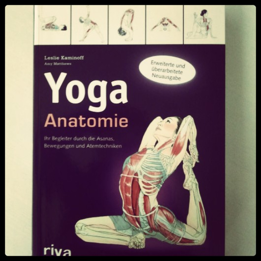 Yoga Anatomie Cover