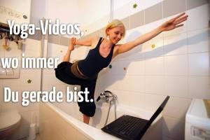 YogaMeHome Bild2_FrauBadewanne