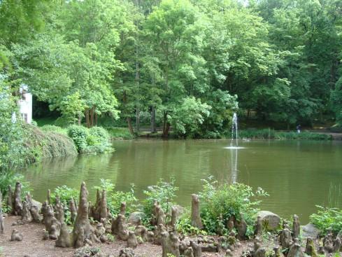 Park in Bad Kreuznach