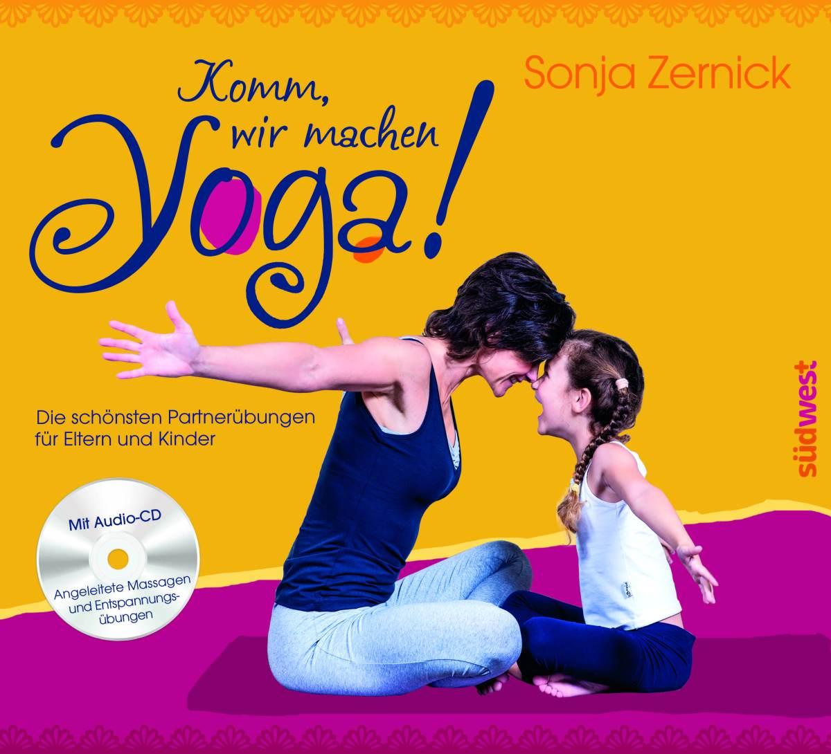 Kinderyoga-Buchtipp: Komm, wir machen Yoga