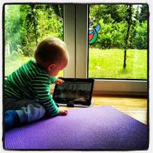 Yoga für Mama und Baby 2