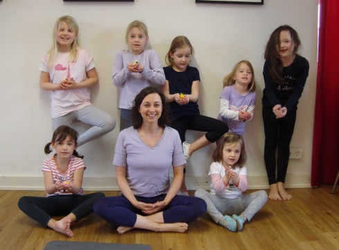Kinderyoga in Wiesbaden