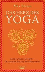 Buchcover: Das Herz des Yoga