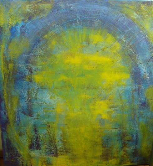 Das Tor von Künstlerin Irmgard Koch