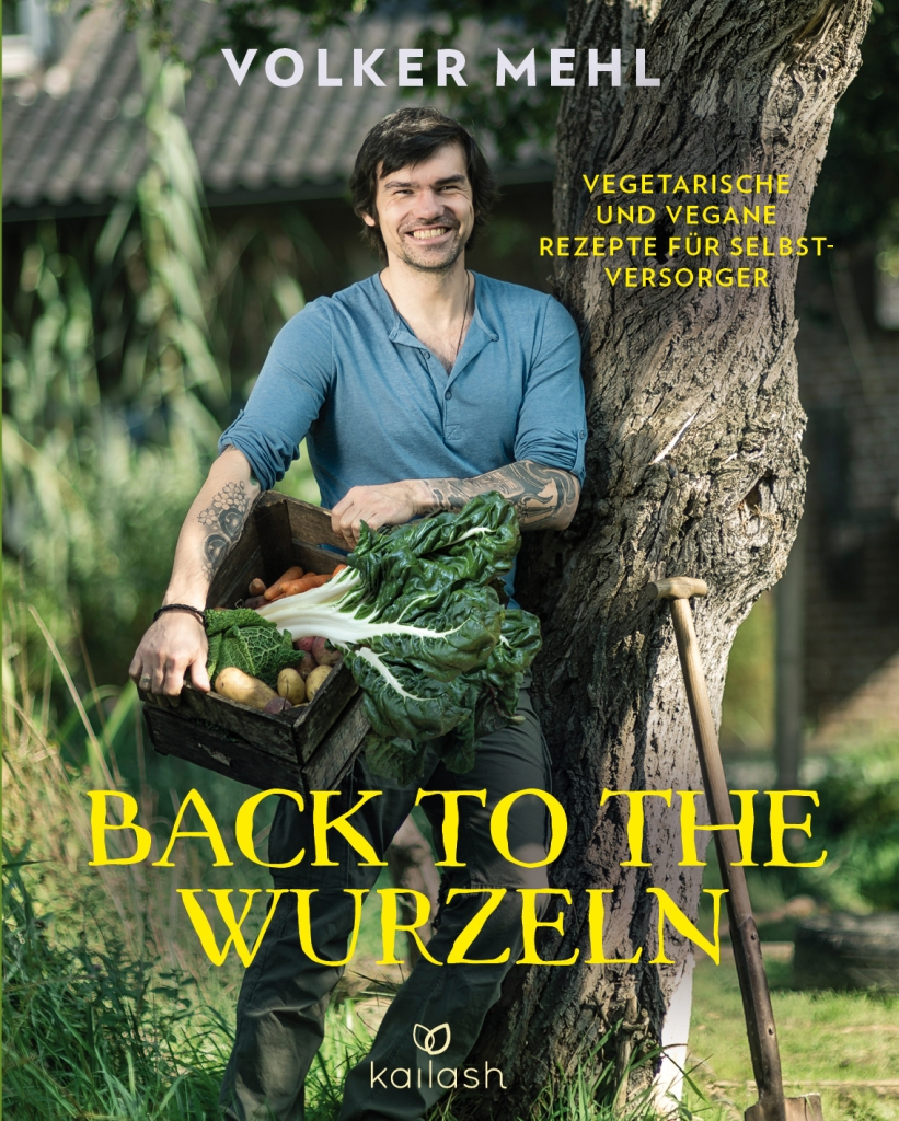 Buchcover Back to the Wurzeln