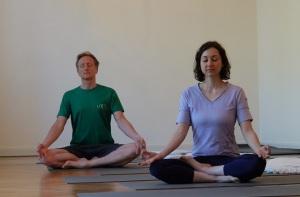 Meditation mit Holger