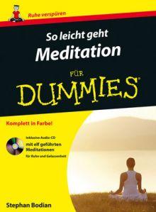 Cover So leicht geht Meditation
