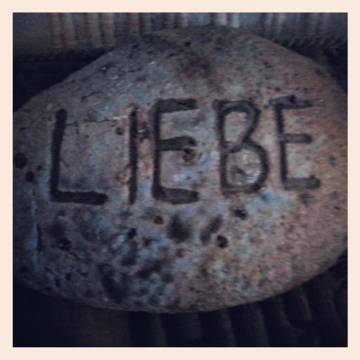Liebe auf Stein