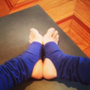 Yogastulpen