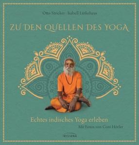 Cover zu den Quellen des Yoga