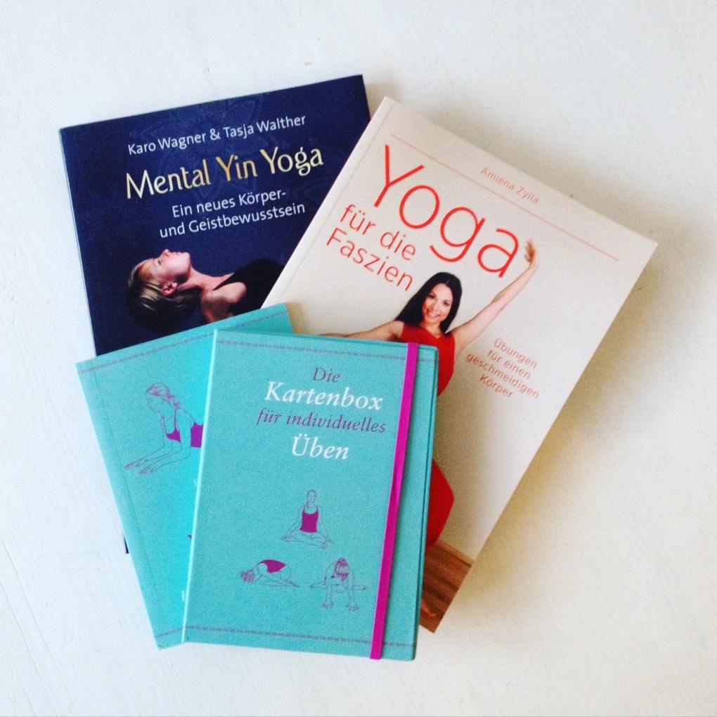 Yin Yogabücher