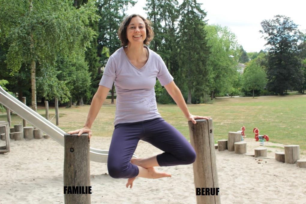 Yogastern zwischen Familie&Beruf