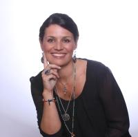 Buchautorin Doris Fuentes