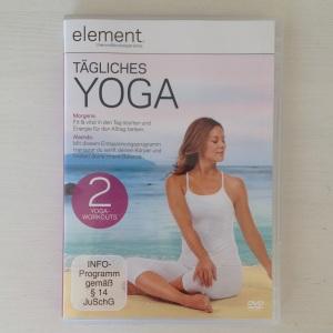 DVD_Tägliches Yoga