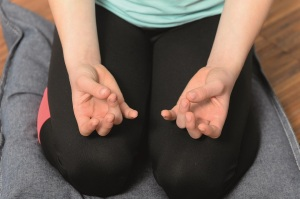 Fingeryoga Mudra