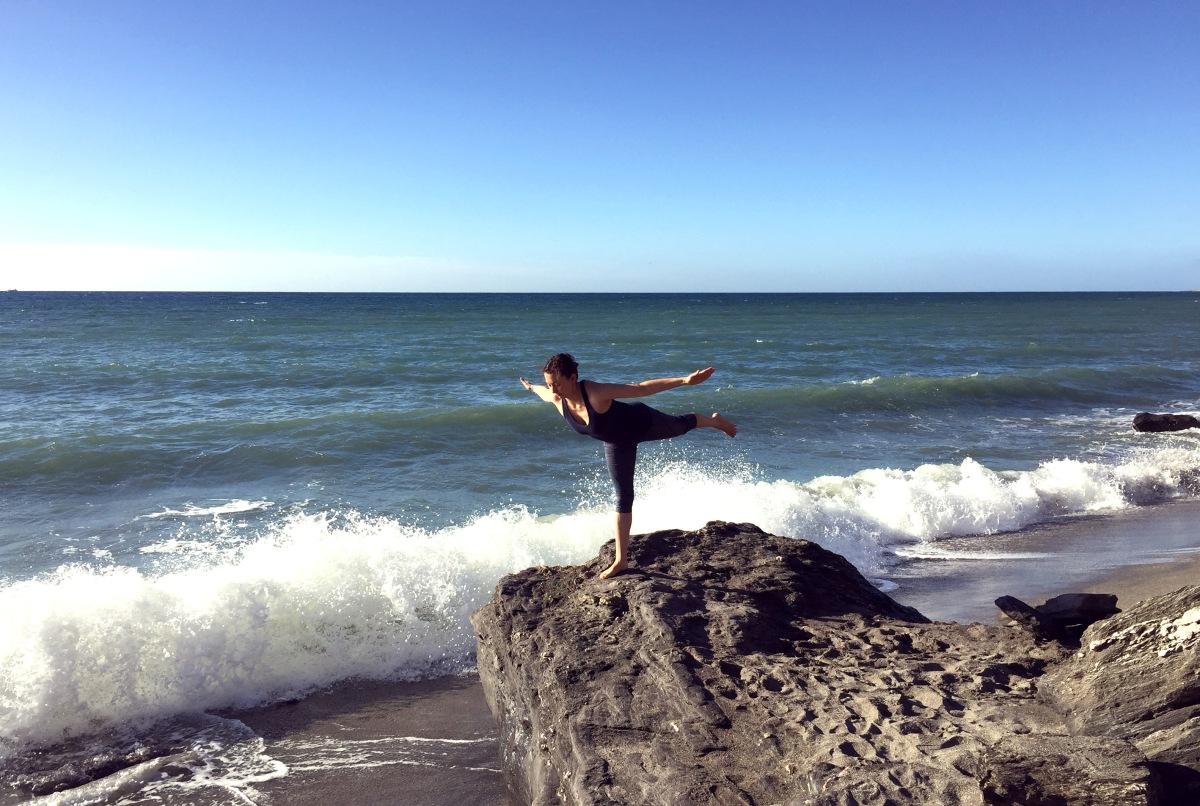 Yoga und Personal Training mit Stefanie Weyrauch